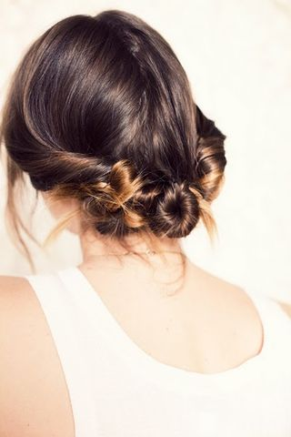 Three-buns-hair-how-to-bun-hair-style-tutorial