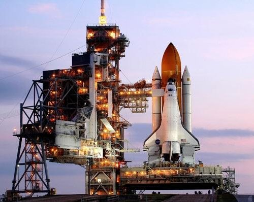 Space-shuttle-endeavour