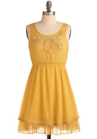 Citrus Dress 1