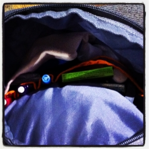 day 13: in my bag