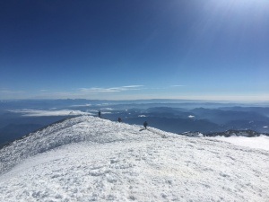 Columbia Crest, Mount Rainier summit